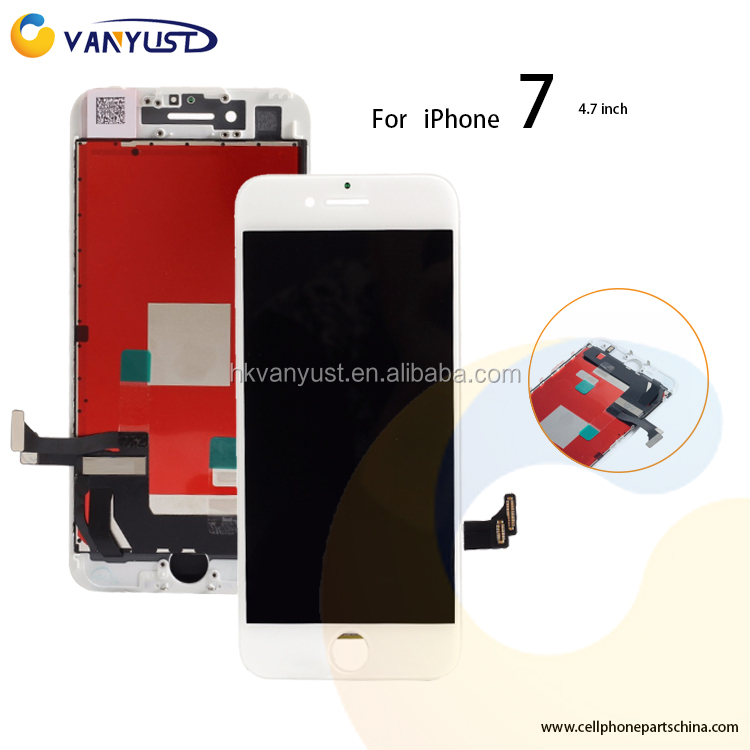 LCD SCREEN For iPhone 7 AAAA Quality LCD Screen Display Touch Digitizer with Frame Full Assembly Replacement