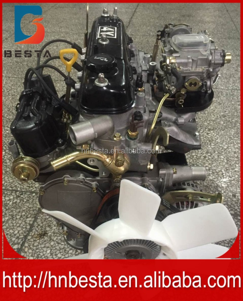 toyota 3y engine COMPLETE 2.0l Gasoline engine with carbureter
