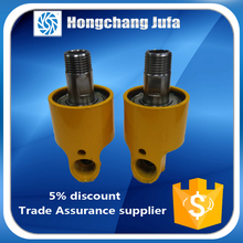 Graphite seal hydraulic rotary union rotating metal joint
