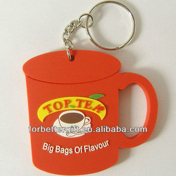 cute Soft PVC Keychain/ 3d pvc keychain/doll cheap keychain/personalized cheap keychains