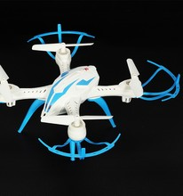Children toys educational rc plastic model aircraft one key start cheap drone quadrocopter toy for promotion
