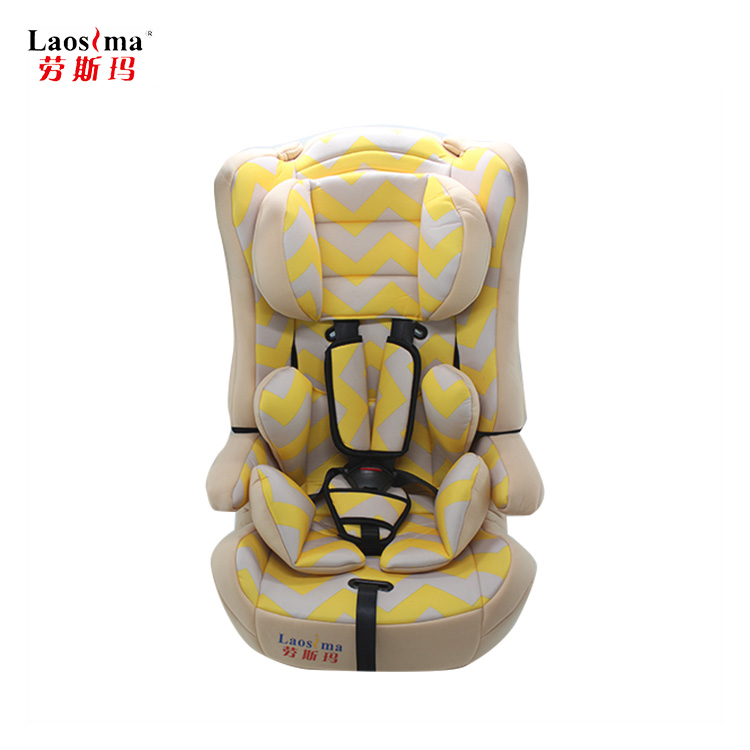 Automatic fast production line on car baby seat