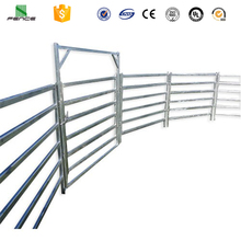 Hot Dipped Galvanized Used Livestock Panels/Cattle Panels/Sheep Hurdles
