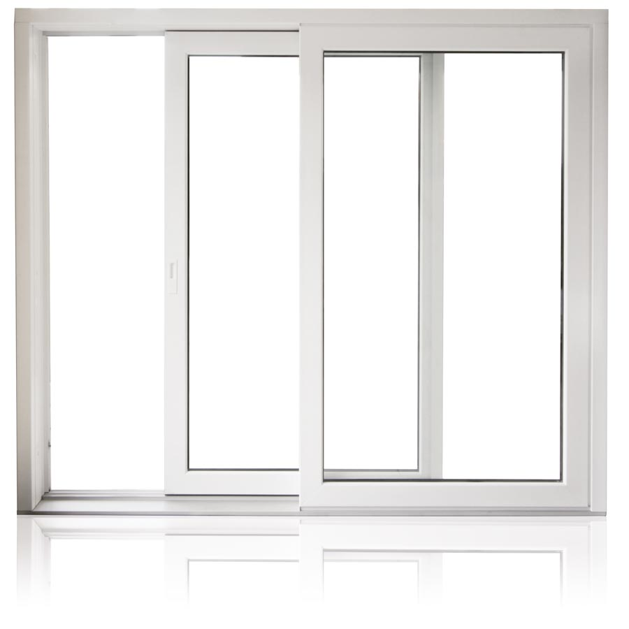 Plastic PVC profile windows, pvc door/ pvc window