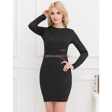 Supplier dress bodycon black fashion dress provide copyright picture