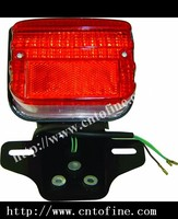 motorcycle parts cg125 tail lamp stop light