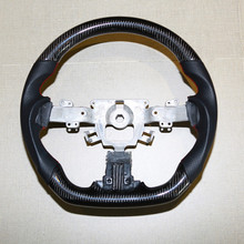 100% Real Carbon Fiber Steering Wheel for ATENZA