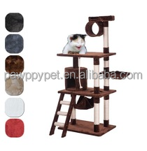 Cat Tree Condo Cat House Furnitures Sisal Scratching Post pet products