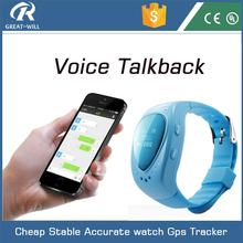 Anti-kidnapping Web Based GPS Tracker with SOS Emergency Live Call Tracking System Smart GPS Kid Watch