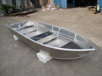 14ft All-welded aluminum boat