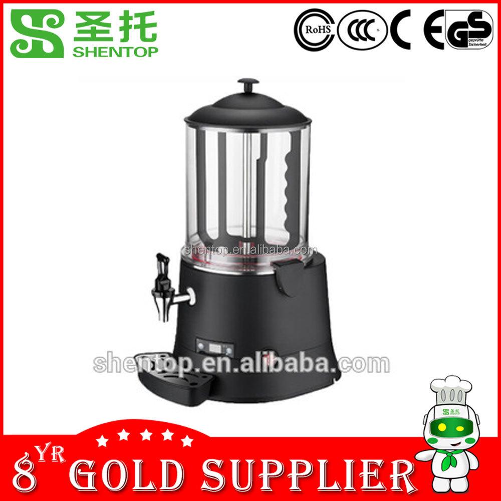 Hot Chocolate Machine Coffee Machine Mulled Beverage Dispenser St ...