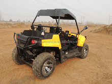 2 seater GY6 engine CVT adult 150cc beach buggy