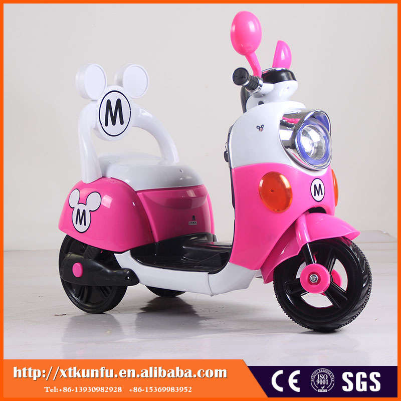 Wholesale Rechargeable battery child electric motocycle