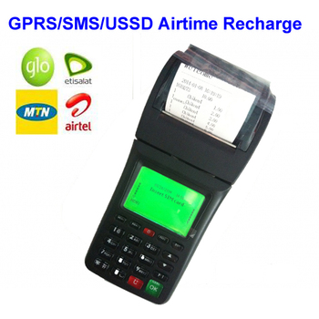 Goodcom GSM GPRS Airtime recharge pos printer for Mobile Topup