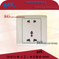 universal Electrical wall socket and switch PC/ABS
