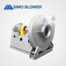 Forward Blade Industrial waste heat recovery device Blower