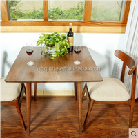european style new design dining table and chair solid wood oak table set dinner table and chair