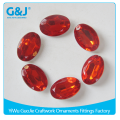 Guojie brand wholesale high quality different color for clothing decorations rhinestone
