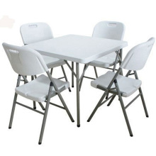 Multi-functional plastic folding table children
