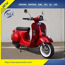 Hot sale e moto electric scooter city scooter moped scooter for adult