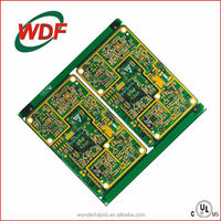 CHINA professional PCB factory manufacturing 94V0 circuit board , pcb board assembly IT Product