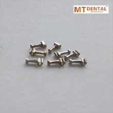 orthodontic crimpable hook/orthodontic crimpable stop