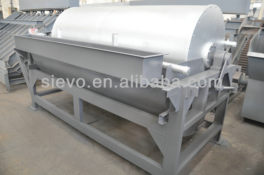 dry magnetic separation / magnetic separator iron ore / tailing ore magnetic separator