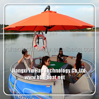 whole sale bbq donut boat for excursion