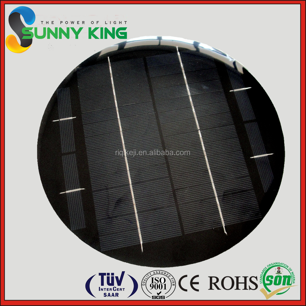China made cheap round irregular shape Mono crystalline/ Poly crystalline mini solar panel 0.1W-60W