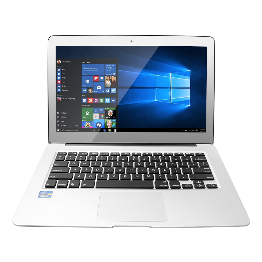 2016 New products in Shenzhen! 13.3 inch low price mini laptop with Win 10 Intel Core