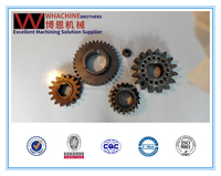 Custom reverse gear parts made by whachinebrothers ltd.