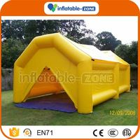 Factory cheap prevalent inflatable tent for communication use inflatable dome tent/inflatable air dome tent structure