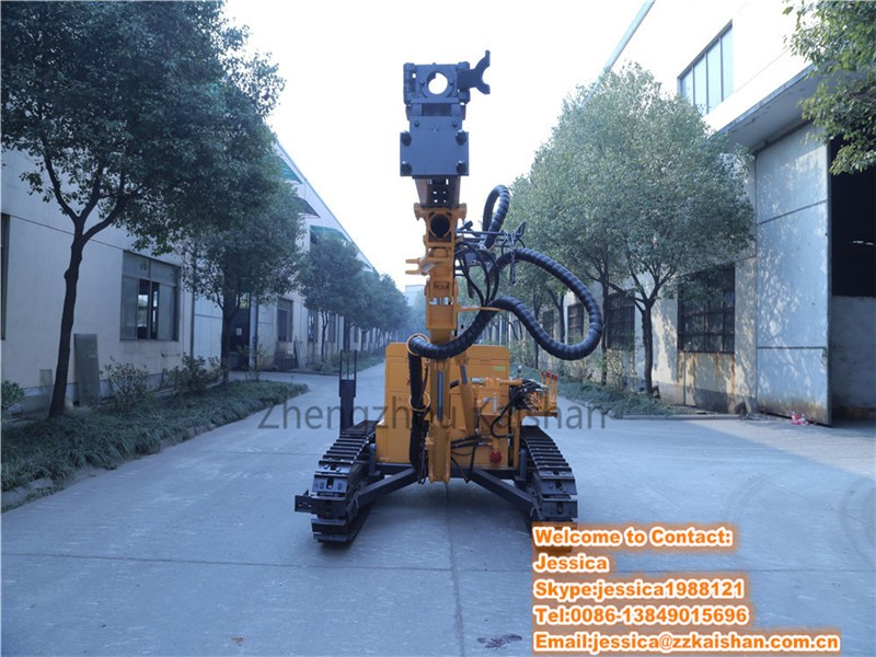Open-pit Surface DTH Drilling Rig KY125