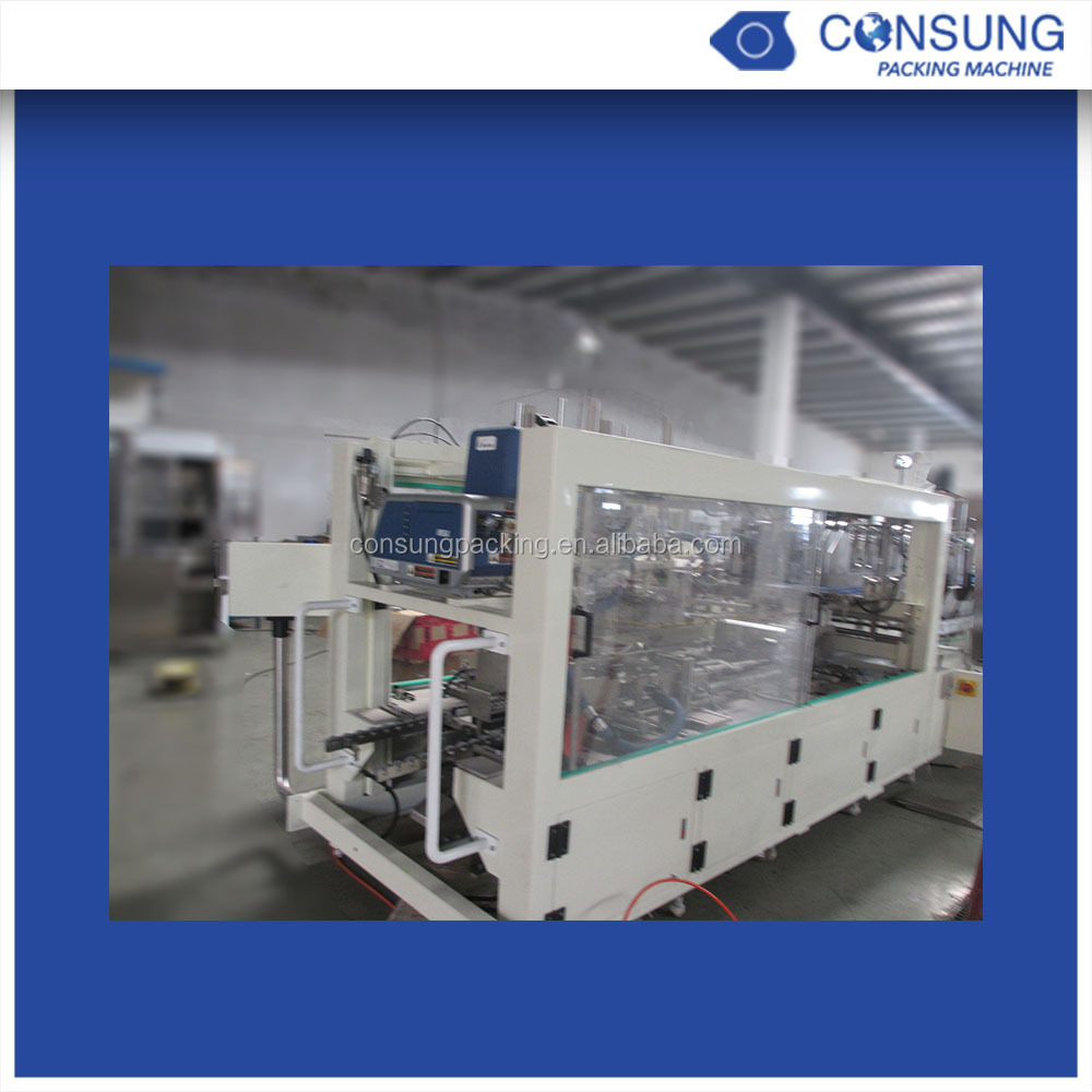 A4 reams carton packing machine, case packaging machine