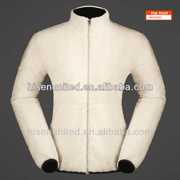 New Design Womens Fleece Jacket