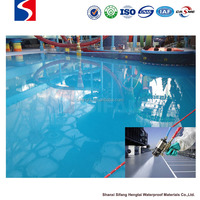 200kg/barrel 16Mpa polyurea waterproof coating building materials price