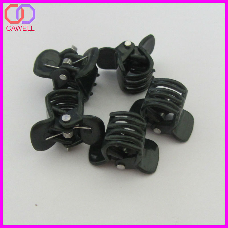 wholesale small plastic retaining garden plant orchid clips
