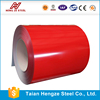 Prepainted GI steel coil / PPGI / PPGL color coated galvanized steel sheet in coil from China manufacture