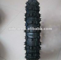 3.00-12natural rubber motorcycle tire
