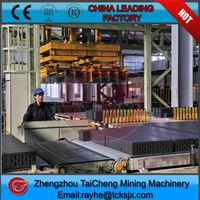 cement paving small production machinery