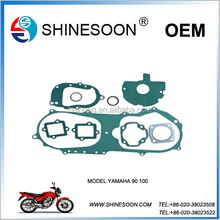 Gold sealing gasket , high performance motorcycle gasket of motorcycle