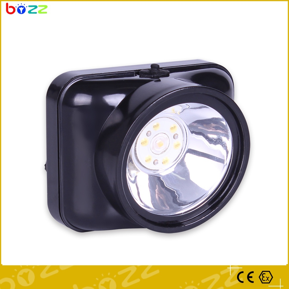 brightest led cordless economic led corded miners safety wireless led head lamp