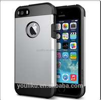 TPU+PC hard case shell for ipad mini,ultrathin armor screen protective case for iphone5g/gs