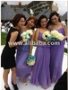 New Wholesale Ladies Sexy Long Maxi Dress Pleat Chiffon Elegant Evening Bridemaid Summer Beach