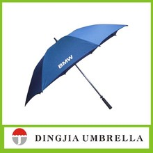 High quality windproof travel umbrella multi-color golf umbrella