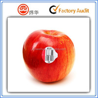 apple fruit label
