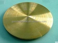 Gold germanium nickel sputtering target