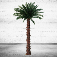 Large Artificial Palm Tree For Stage Decoration