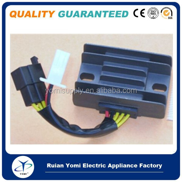 Voltage Regulator Rectifier GN 125 150 2 Plugs 5 wire Scooter 125cc 150cc