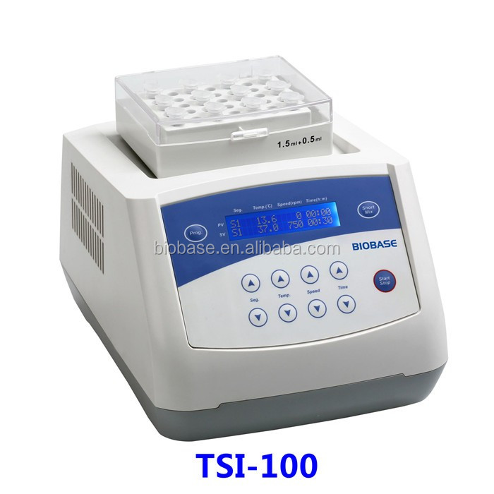 TSI-100 laboratory use Thermo Shaker Incubator with cheap price